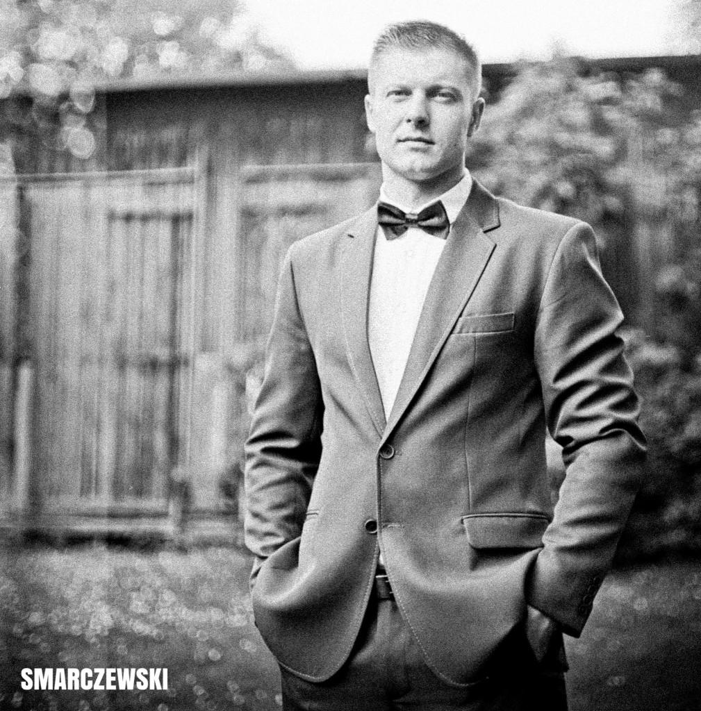 Fotografia analogowa - portret (fot. Jan Jakub Smarczewski)