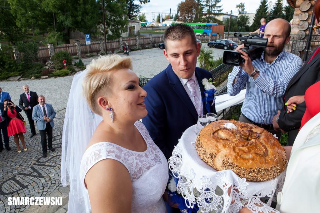 kamerzysta ślubny - wideofilmowanie - Smarczewski