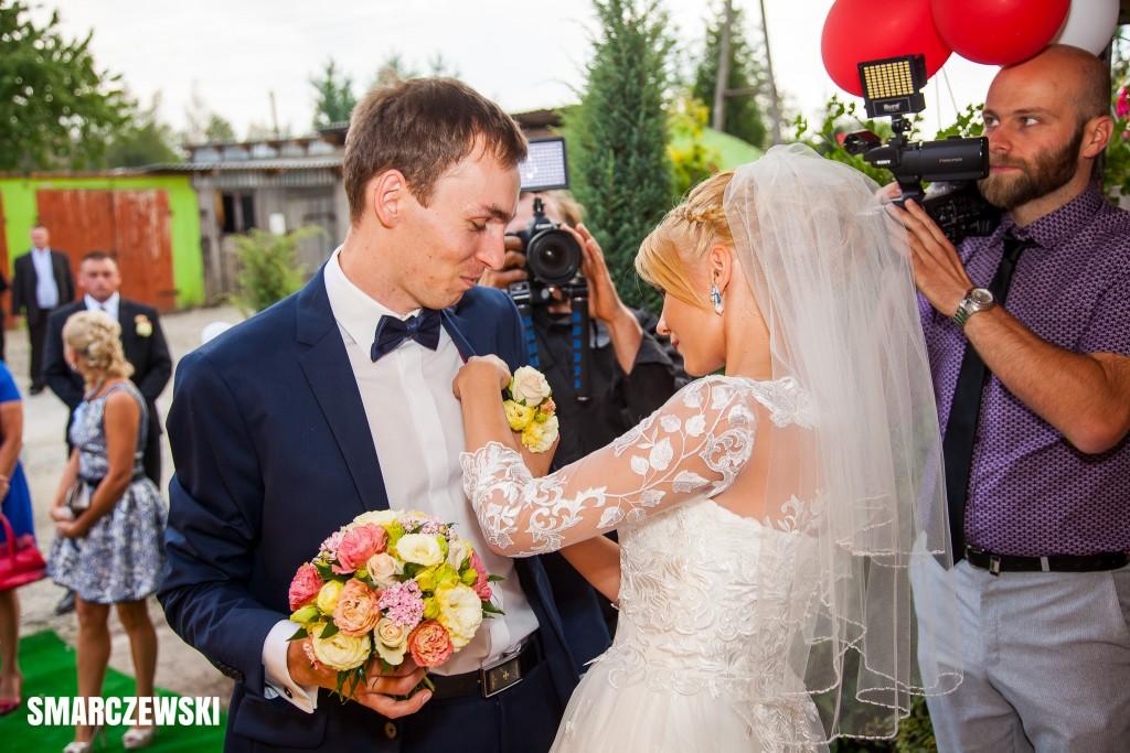 Smarczewski - kamerzysta ślubny - wideofilmowanie