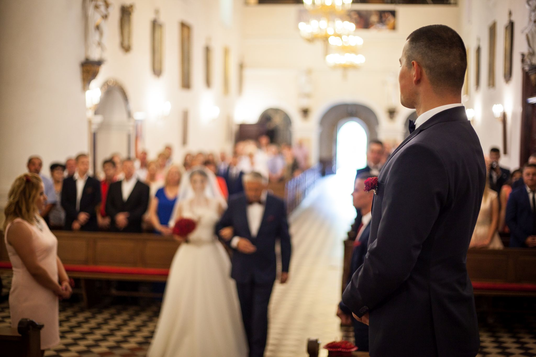 Reportaż fotograficzny ze ślubu oraz wesela 40