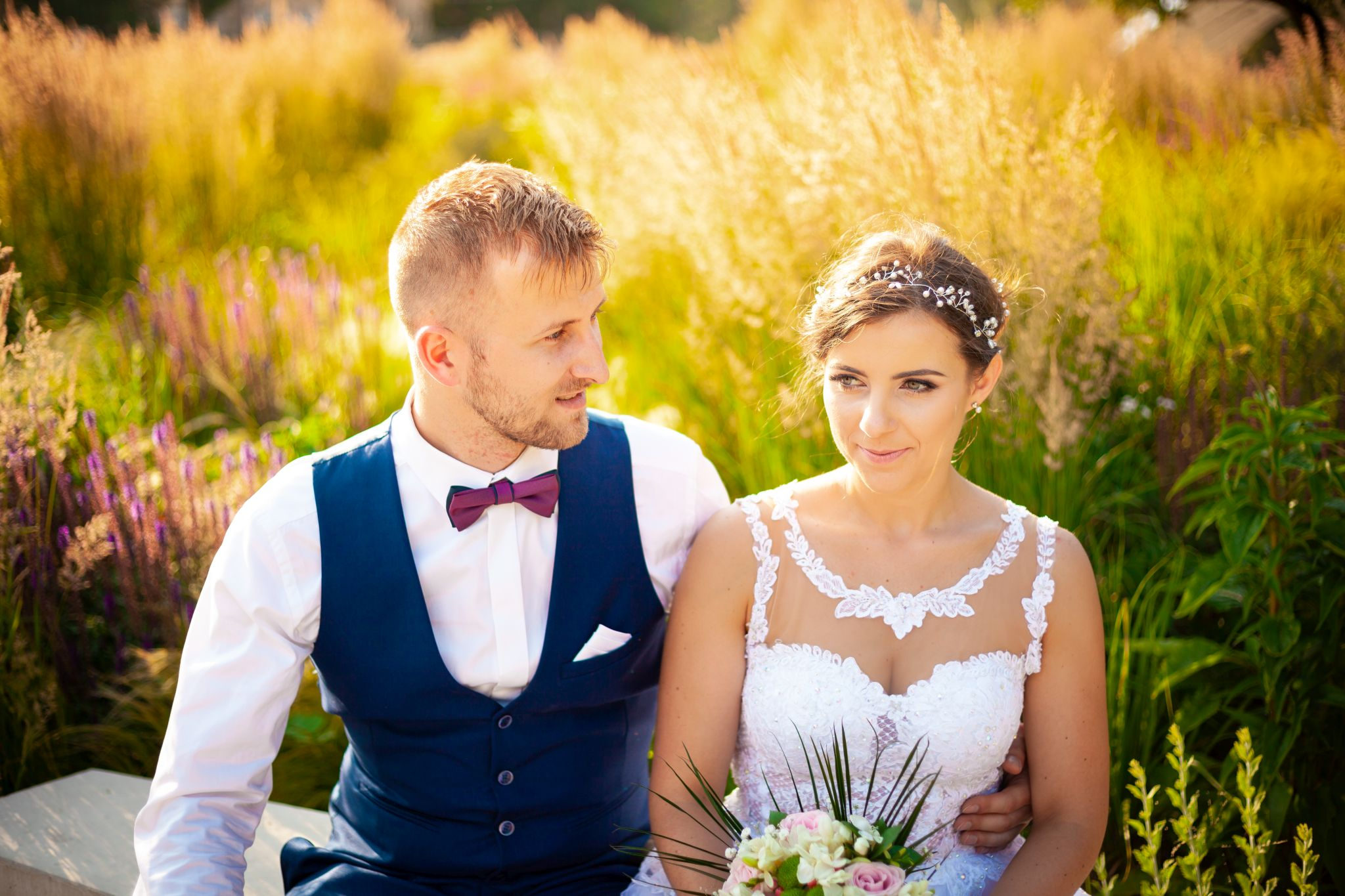 Plener ślubny 2