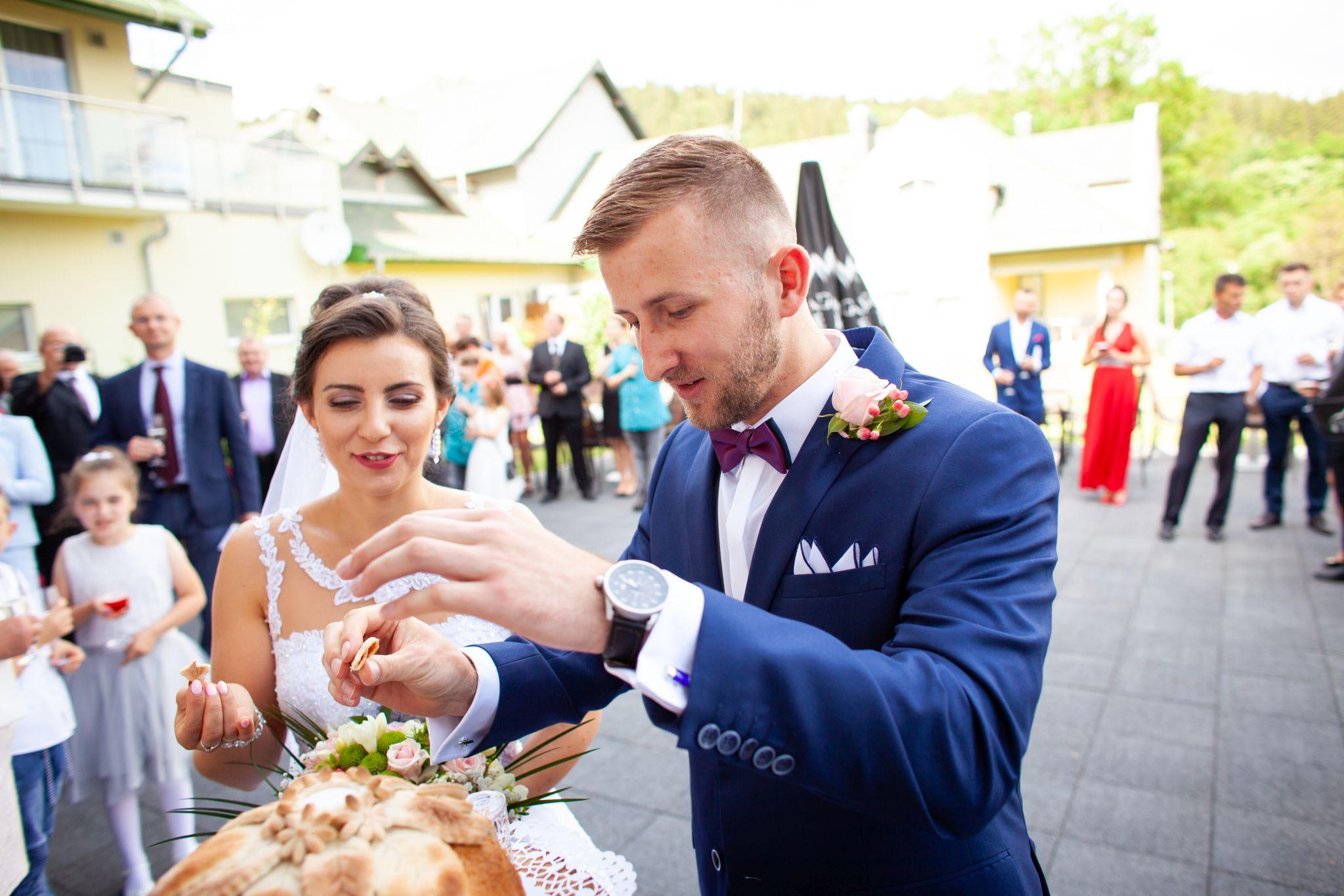 Reportaż fotograficzny ze ślubu oraz wesela 44