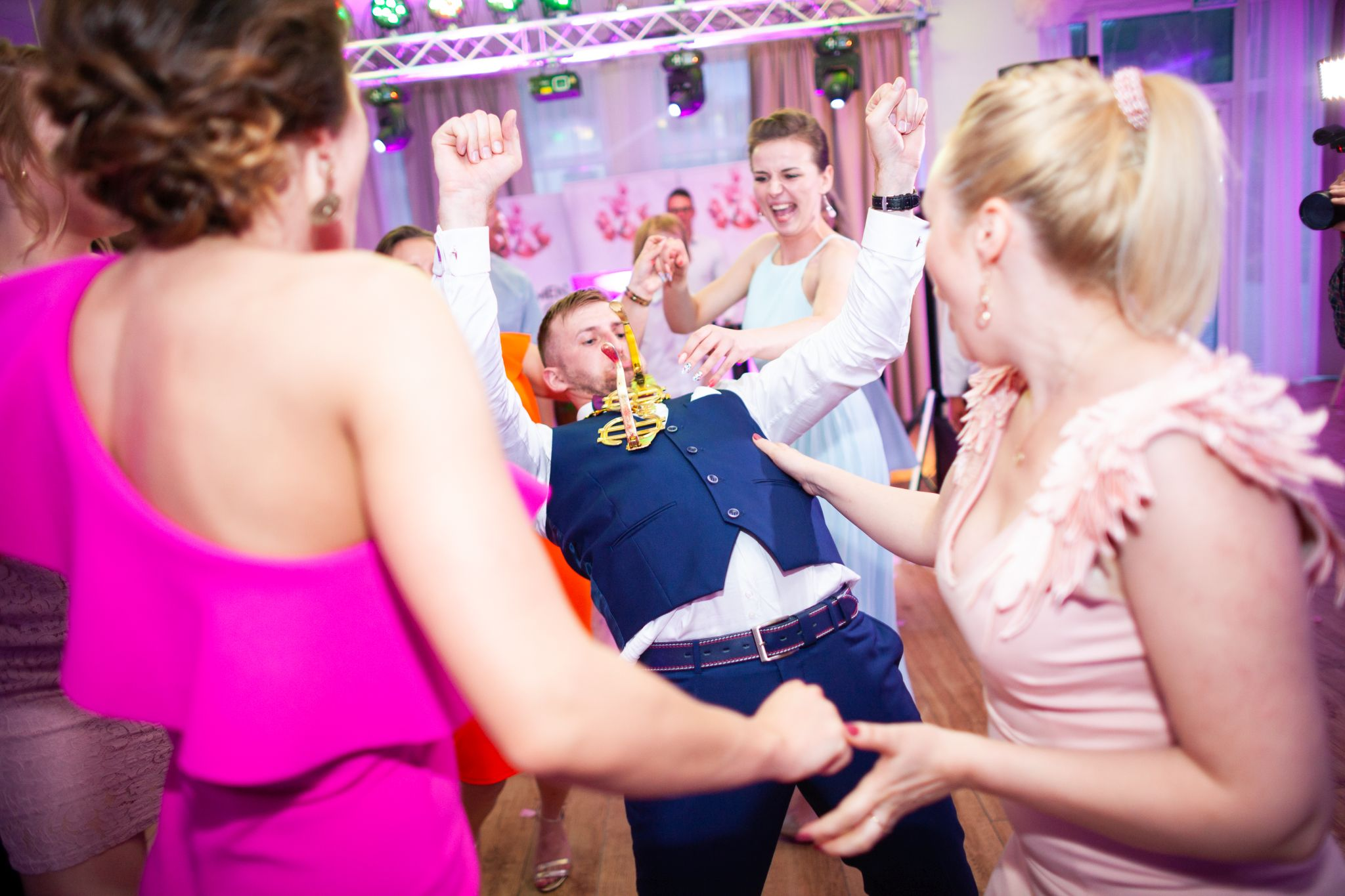 Reportaż fotograficzny ze ślubu oraz wesela 45