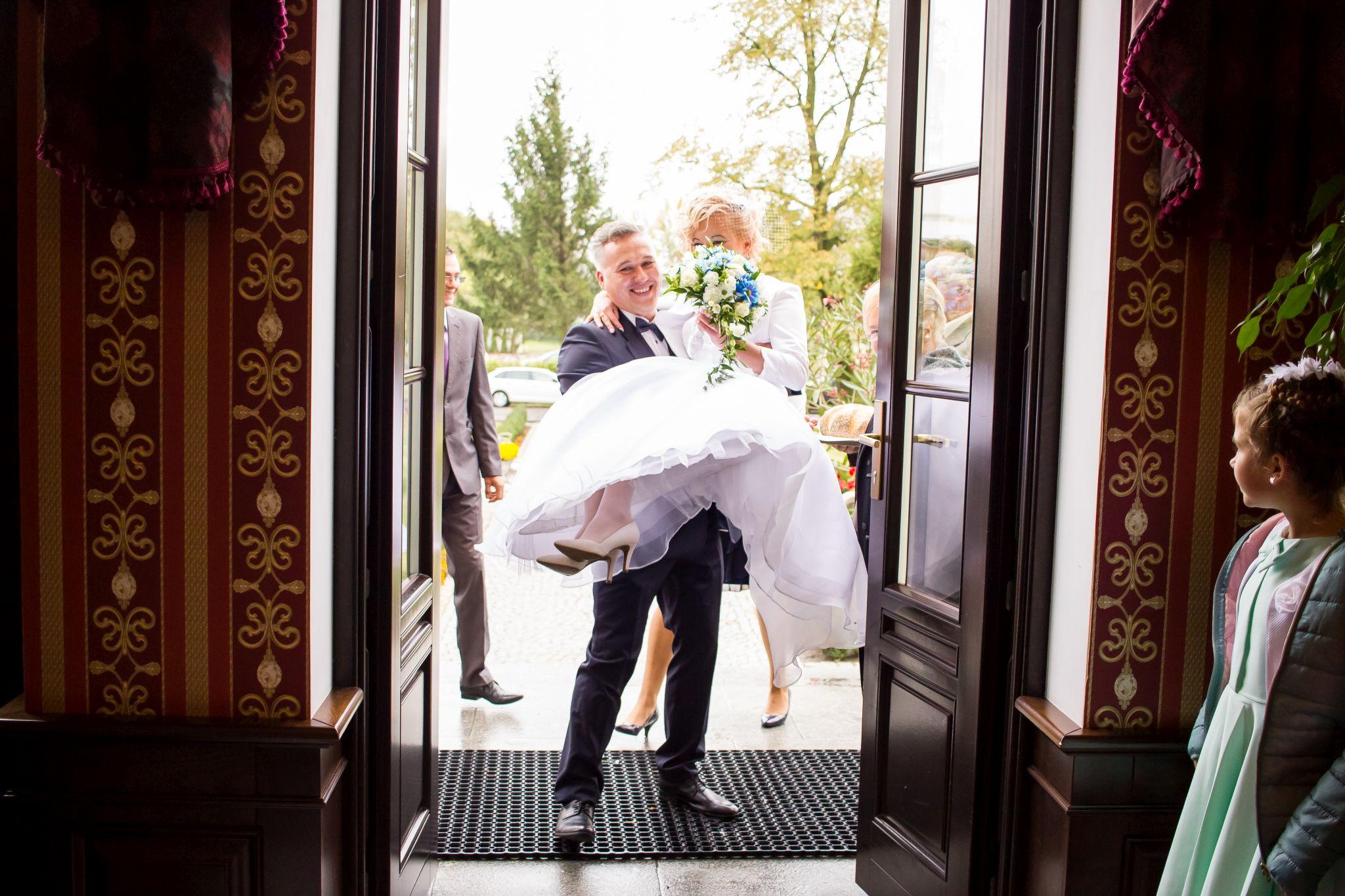 Reportaż fotograficzny ze ślubu oraz wesela 49